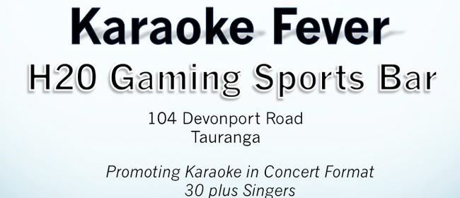 Karaoke Fever