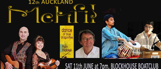 12th Auckland Mehfil