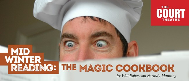 The Magic Cookbook - Mid Winter Reading
