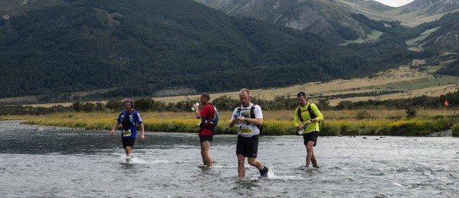The James High Country 100