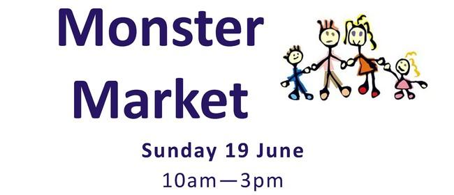 Gore Monster Market
