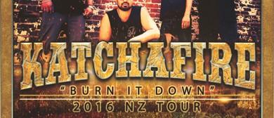 Katchafire: CANCELLED