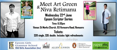 Meet Art Green & Niva Retimanu