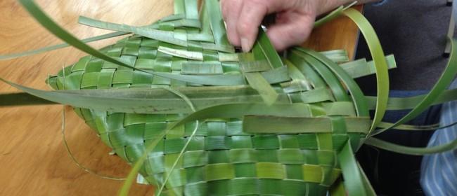 Flax Weaving With Marama Piripi