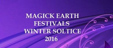 Magick Earth Winter Solstice 2016