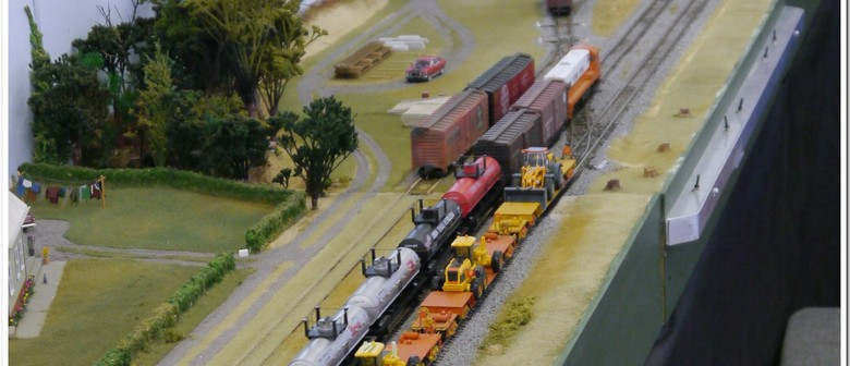 Model Trains, Boats & Planes Show