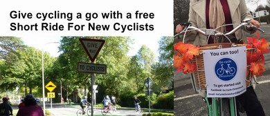 Short Ride For New Cyclists - Go Cycle