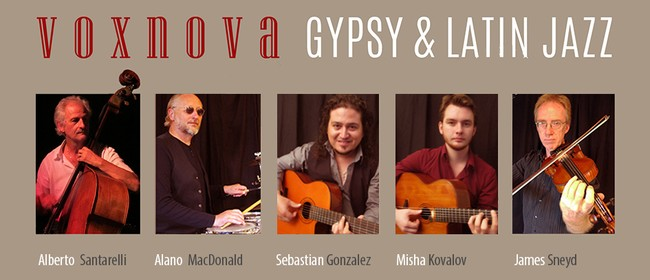 Gypsy and Latin Jazz Concert