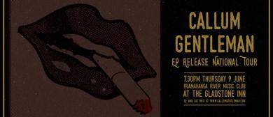 Callum Gentleman - Ruamahanga River Music Club