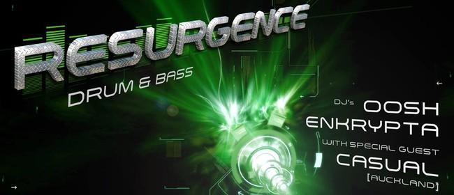 Resurgence Drum and Bass