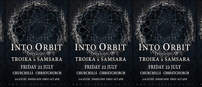 Into Orbit - Troika and Samsara