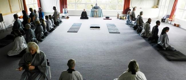 Silent Zen Meditation Retreat - Sesshin