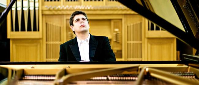 Fazioli Concert Series: Javier Perianes Playing Schubert