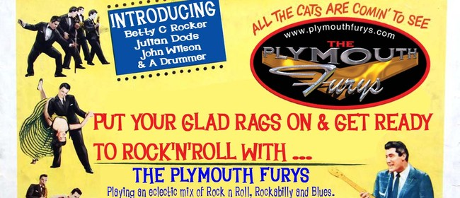 The Plymouth Fury's - Rock 'n' Roll Night