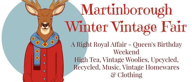 Martinborough Winter Vintage Fair