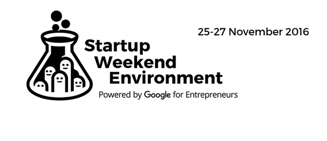 Startup Weekend Environment