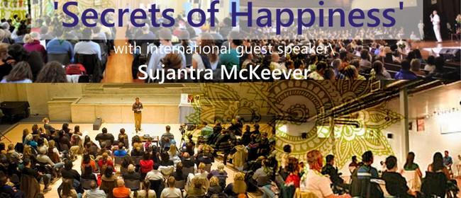 Meditation Workshop: Secrets of Happiness