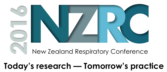 New Zealand Respiratory Conference 2016