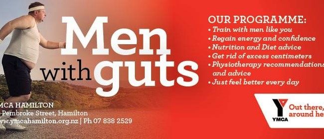 Mens With Guts Fitness Programme