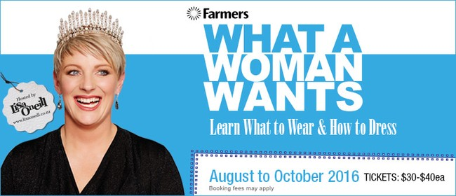 What a Woman Wants - Featuring Lisa O'Neill