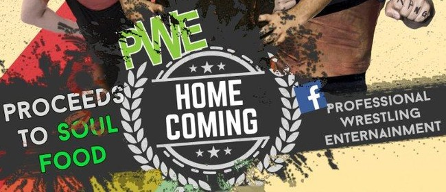 Home Coming Live Pro Wrestling