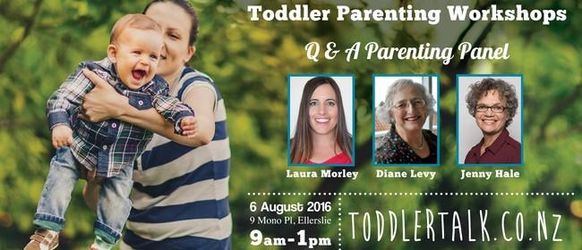 Toddler Parenting Workshops