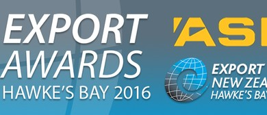 ExportNZ ASB Export Awards Hawke's Bay