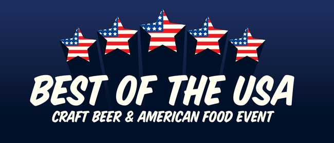 Best of the USA: Craft Beer and American Food