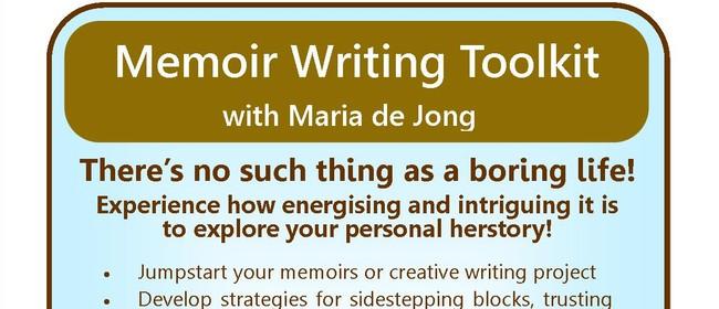 Memoir Writing Toolkit for Women