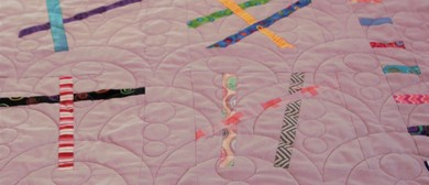 Wellington Quilters 2016 Exhibition - The Fabric of Life