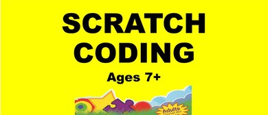 Saturday Scratch Coding Class and School Holidays