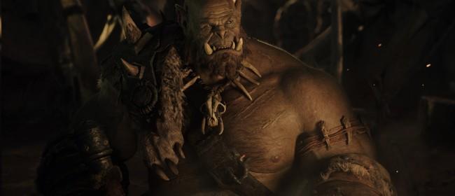 Warcraft the Beginning - Prop Display & Advanced Screening