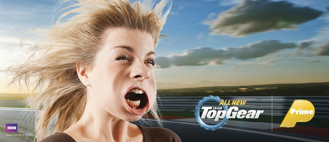 Show Us Your Top Gear Face