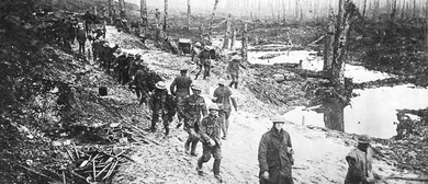 Life Is Very Cheap Here - NZ Troops In the Somme 1916