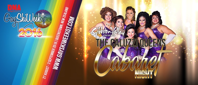 Gibbston Valley Presents the Caluzzi Queen's Cabaret Night