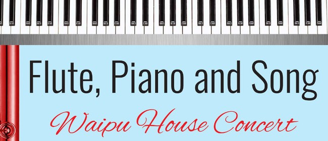 Music Concert - Flute, Piano & Vocal