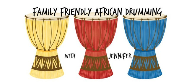 Family Friendly African Drumming Workshop