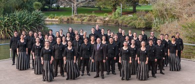 NZ Youth Choir's Auckland Farewell Concert