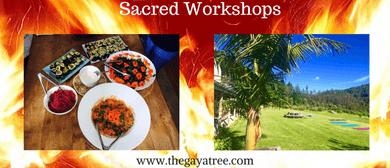 The Gaya Fire Organic Retreat