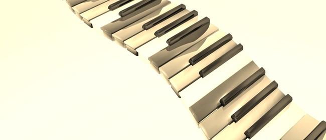 Sandy Lynch - Background Piano