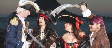Pirates of The Pacific - Midwinter Mystery Dinner Show