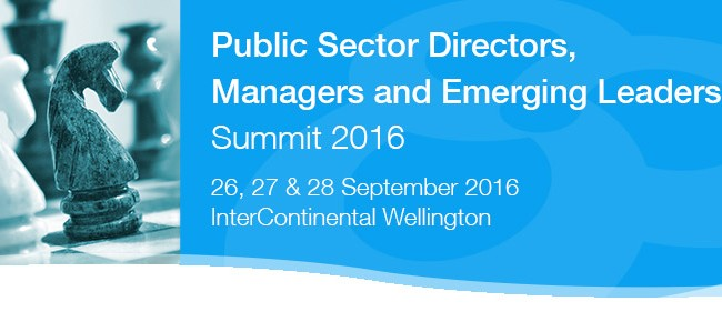 Public Sector Directors, Managers and Emerging Leaders