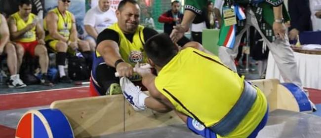 Manawatu Strength Challenge and NZ Mass Wrestling Champs