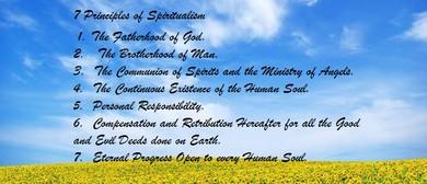 Howick Spiritual Awareness Regular Sunday Meetings
