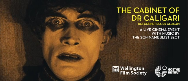 The Cabinet of Dr Caligari - Wellington Film Society