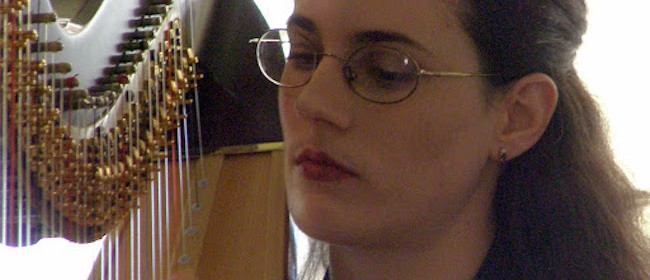 TGIF: Harp and Trombone Duo
