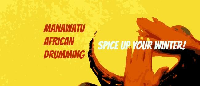 Manawatu African Drumming: Winter Spice