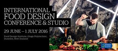 International Food Design Conference Gala Dinner