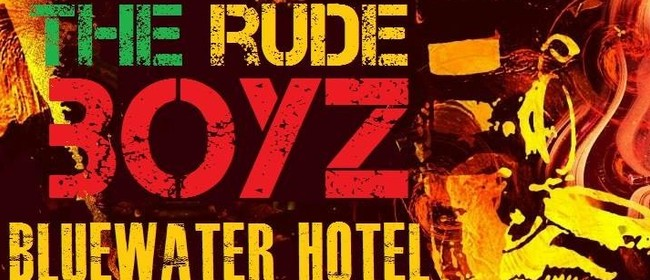 The Rude Boyz - Friday Night Reggae Jamming