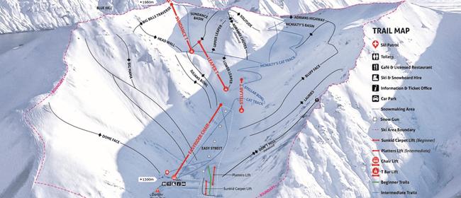 Spring Park Jam - Porters Ski Area